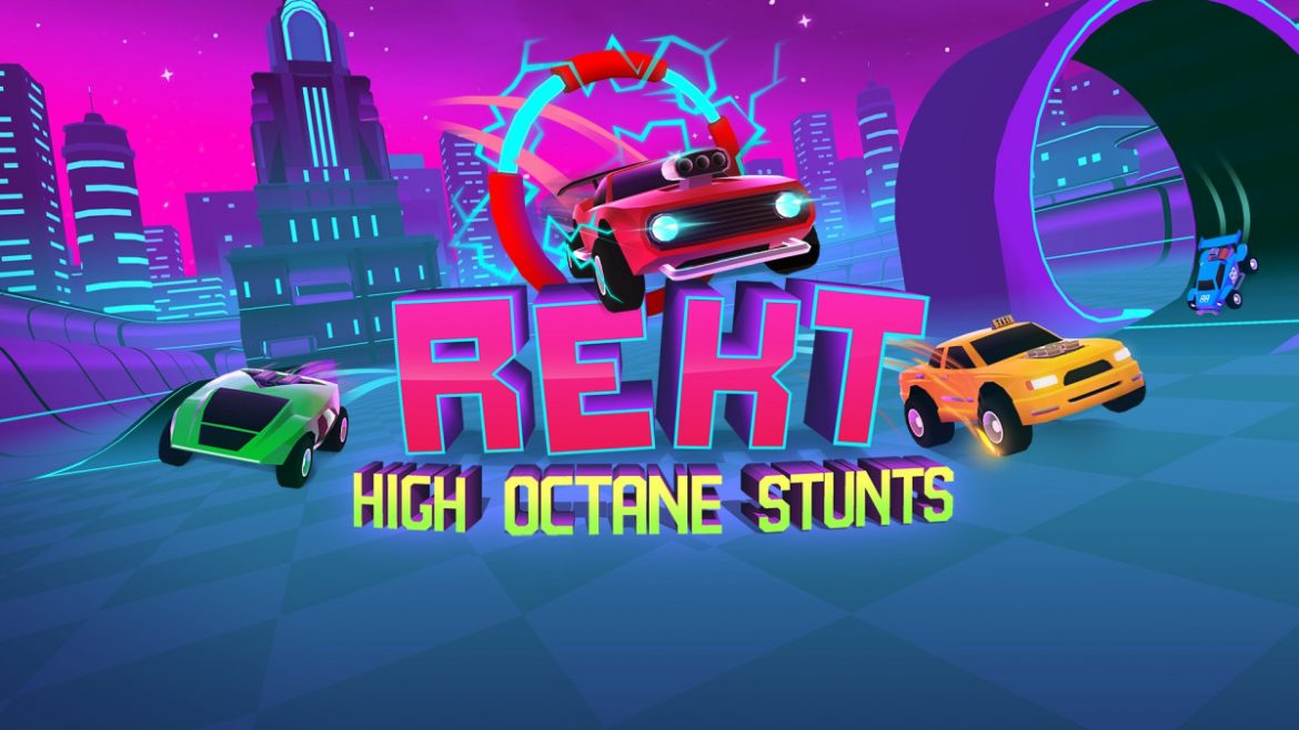 Rekt! High Octane Stunts Now Available on Xbox One and Xbox Series X|S