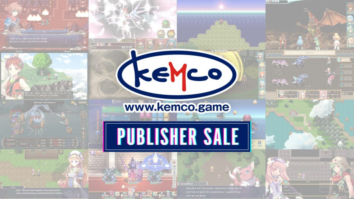 Kemco Publisher Sale on the Xbox Store Features Many Games From Its Huge RPG Catalog