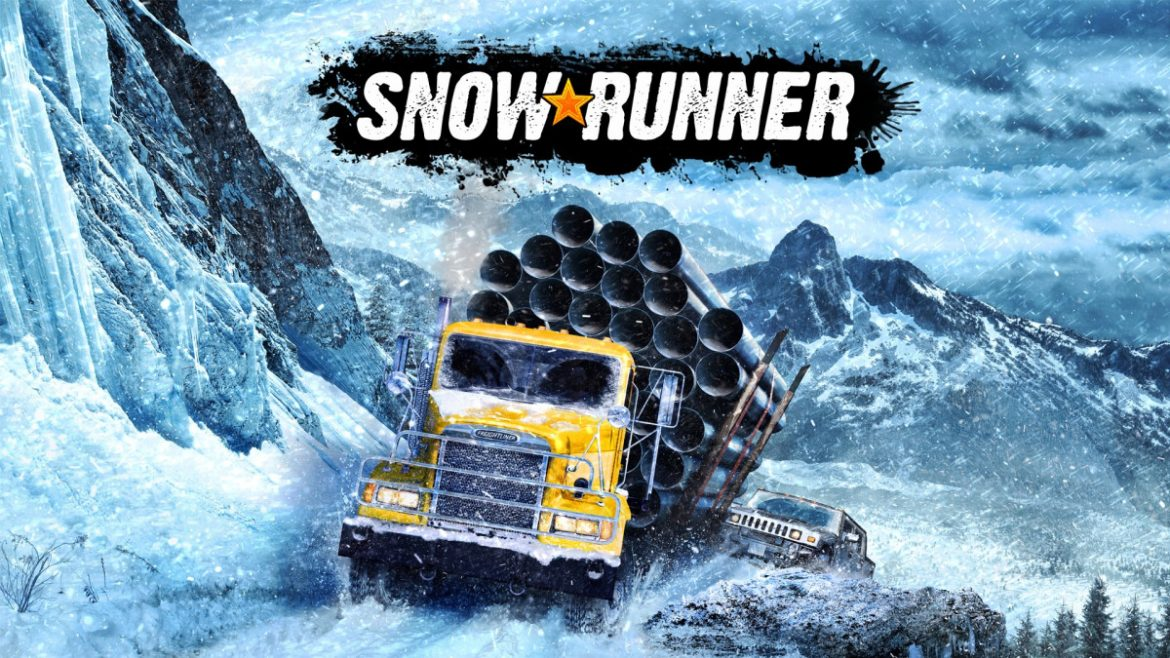 SnowRunner Available Today with Xbox Game Pass