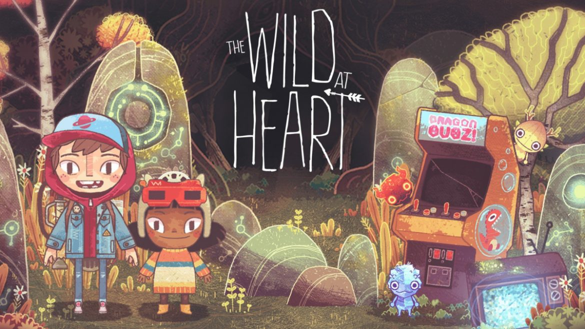 Escape to the Deep Woods in The Wild at Heart