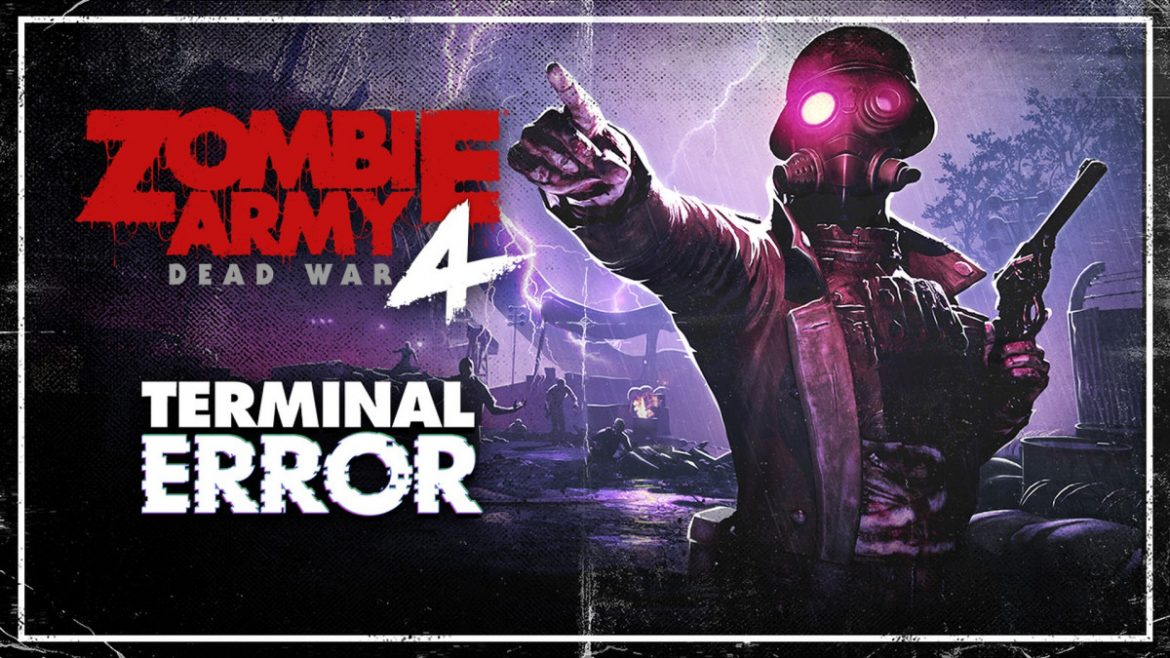 Behind the Scenes of Zombie Army 4's Latest Season of Horror