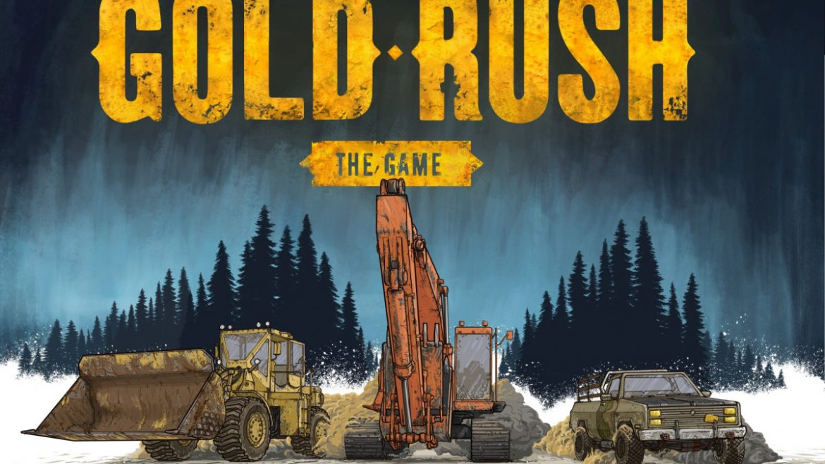 Get Dirty Rich in Gold Rush: The Game on May 28