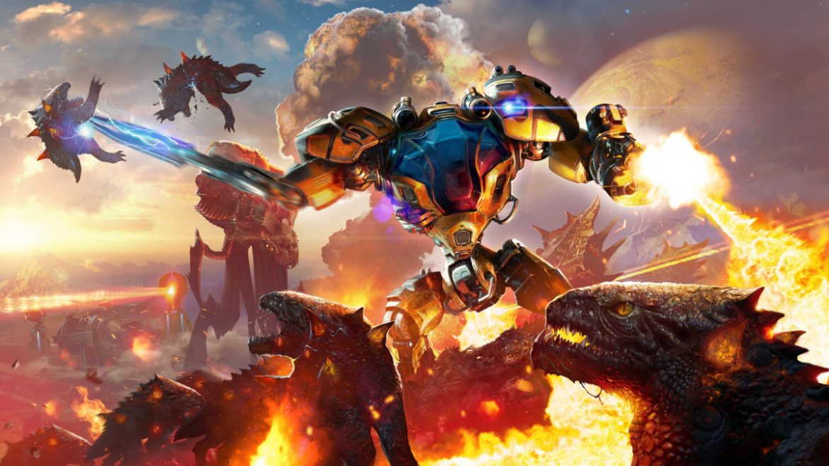 The Riftbreaker is Coming to Xbox Game Pass on Day One This Fall