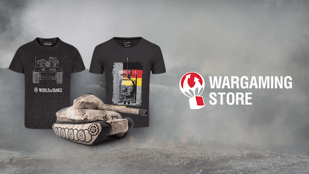Discounts of up to 30% in the Wargaming Store for the Crystal Challenge