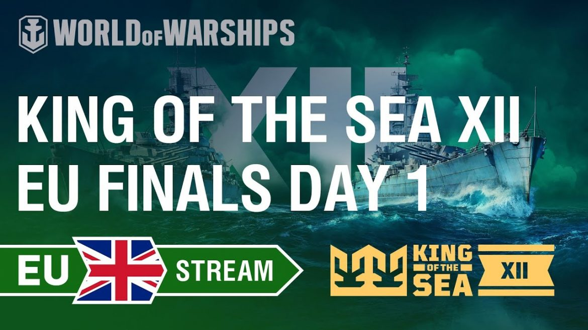 [EN] King of the Sea XII – EU Round of 16 and Quarterfinals