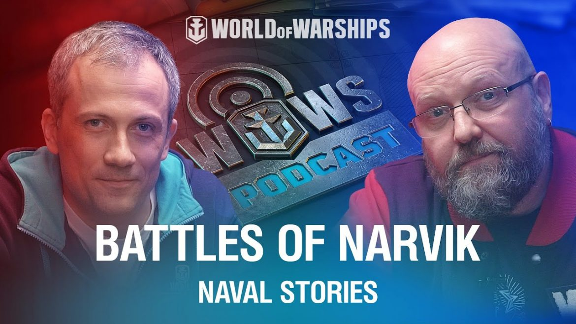 Podcast: Naval Stories – Two Naval battles of Narvik   World of Warships