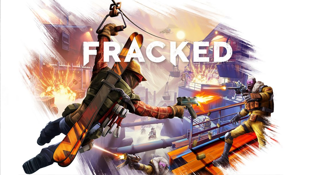 PS VR FPS adventure Fracked hits the slopes this summer