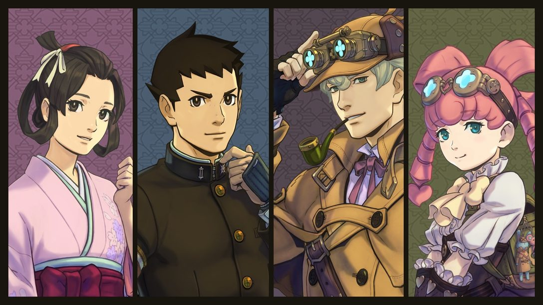 Inside Capcom's localization of The Great Ace Attorney Chronicles