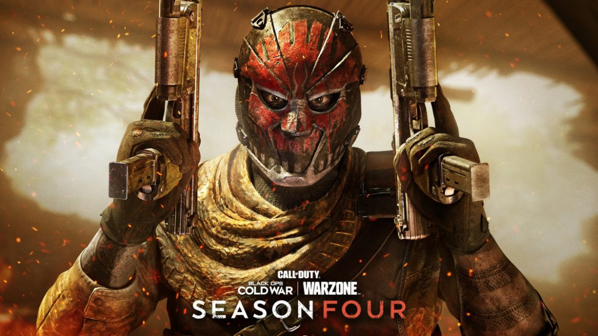 Call of Duty: Black Ops Cold War and Warzone Season Four Arrives June 17