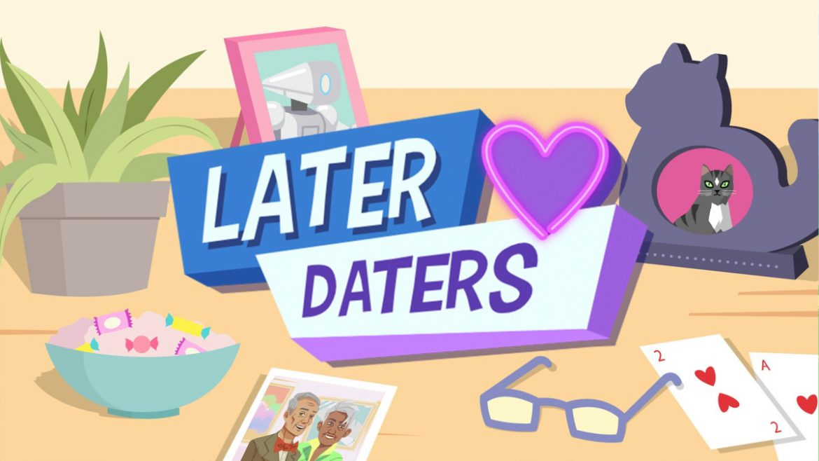Geriatric Dating Sim Later Daters is Now Available for Xbox One and Xbox Series X S