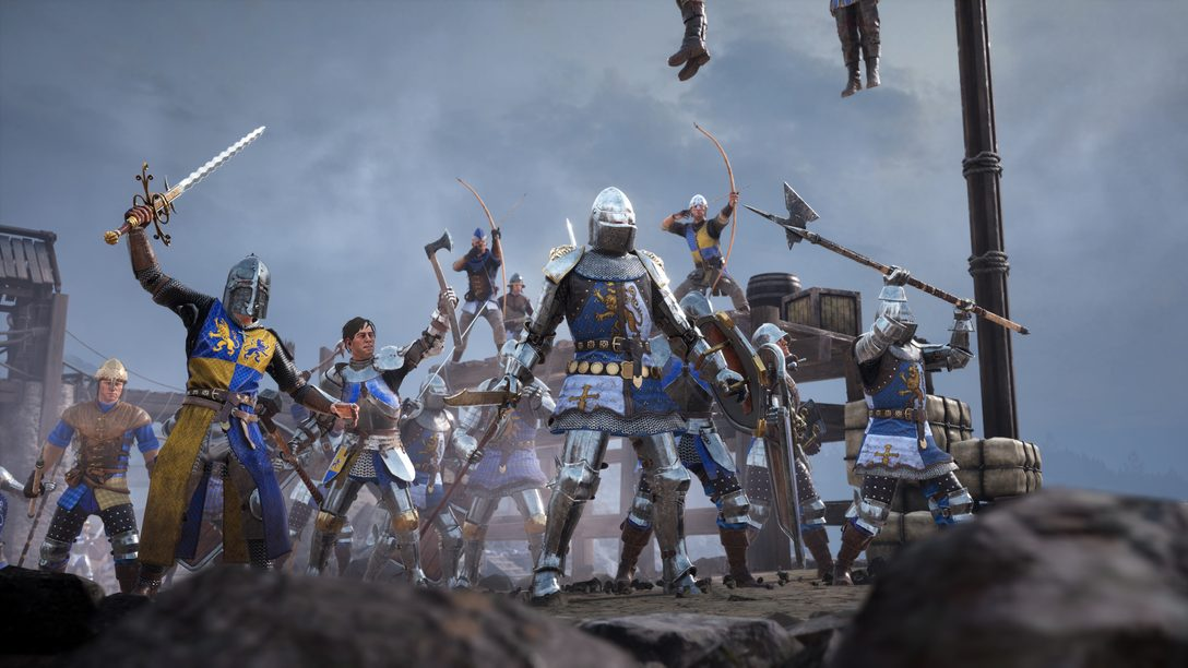 Breaking down the character classes of Chivalry 2, out tomorrow