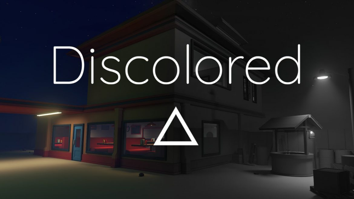 Restore the Missing Colors in the Surreal Puzzle Adventure Game Discolored