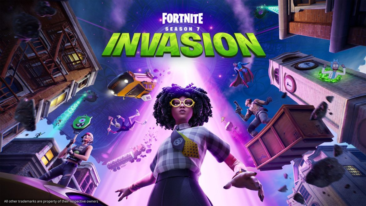 Join the Cosmic War in Fortnite Chapter 2 – Season 7: Invasion