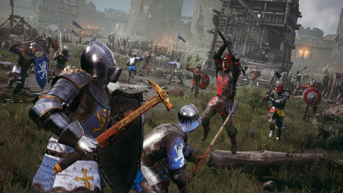 Chivalry 2 Developers Share Their Favorite Map
