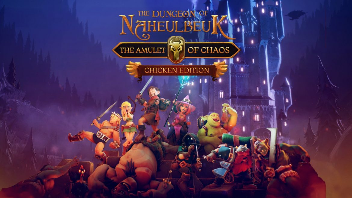 The Dungeon of Naheulbeuk: The Amulet of Chaos is Now Available on Xbox One