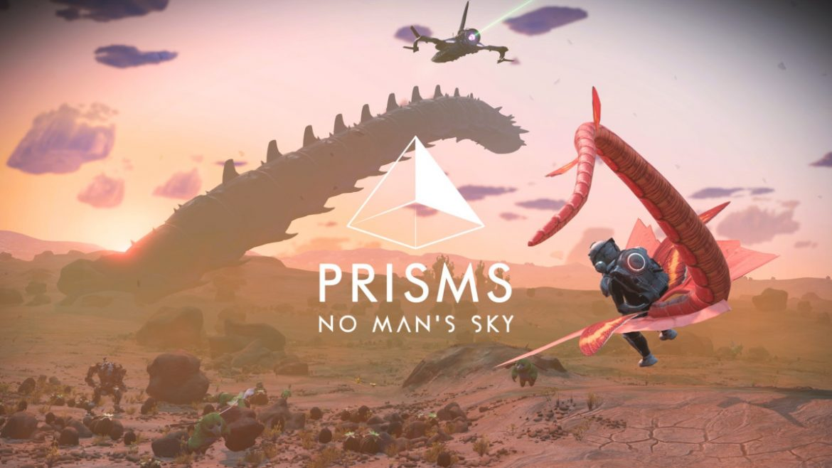No Man's Sky: Prisms Update Now Live