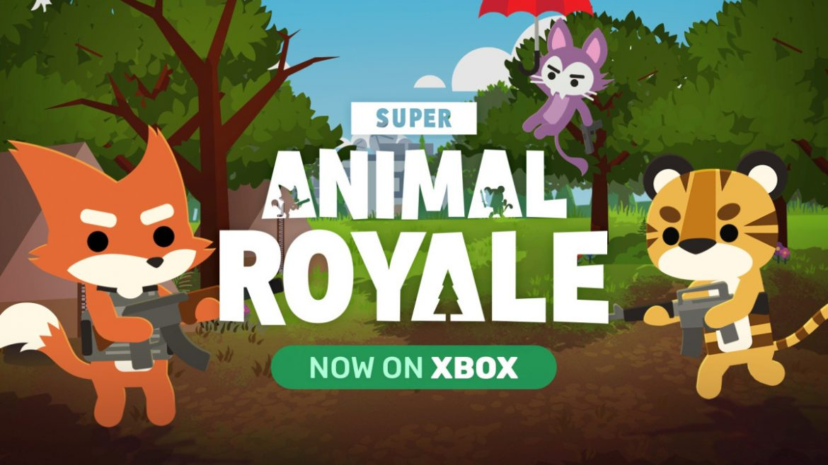 Super Animal Royale (Game Preview) is Now Available for Xbox One