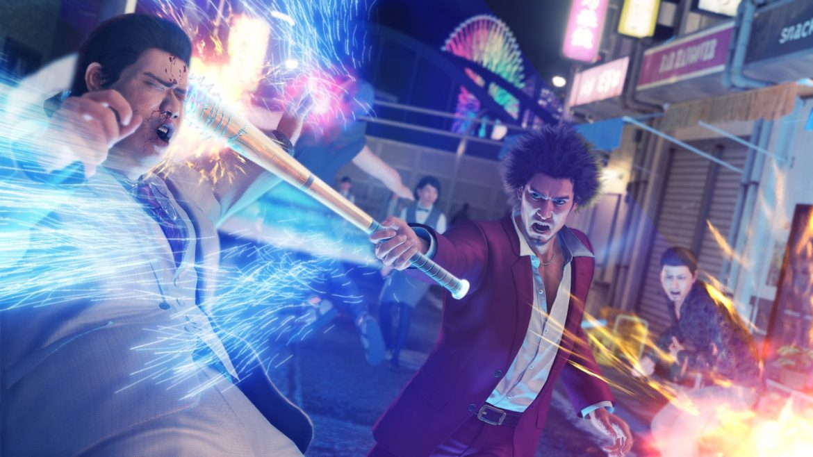 Yakuza: Like a Dragon is Available Today with Xbox Game Pass