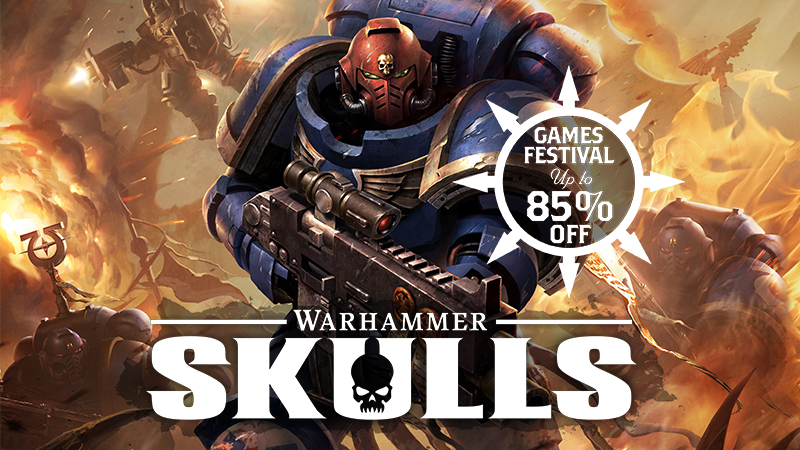 Warhammer SKULLS – Show Your Loyalty to the Imperium or Chaos