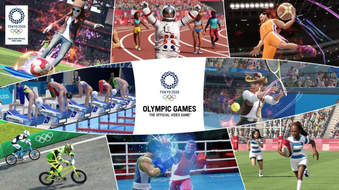 Go for Gold in Olympic Games Tokyo 2020 – The Official Video Game