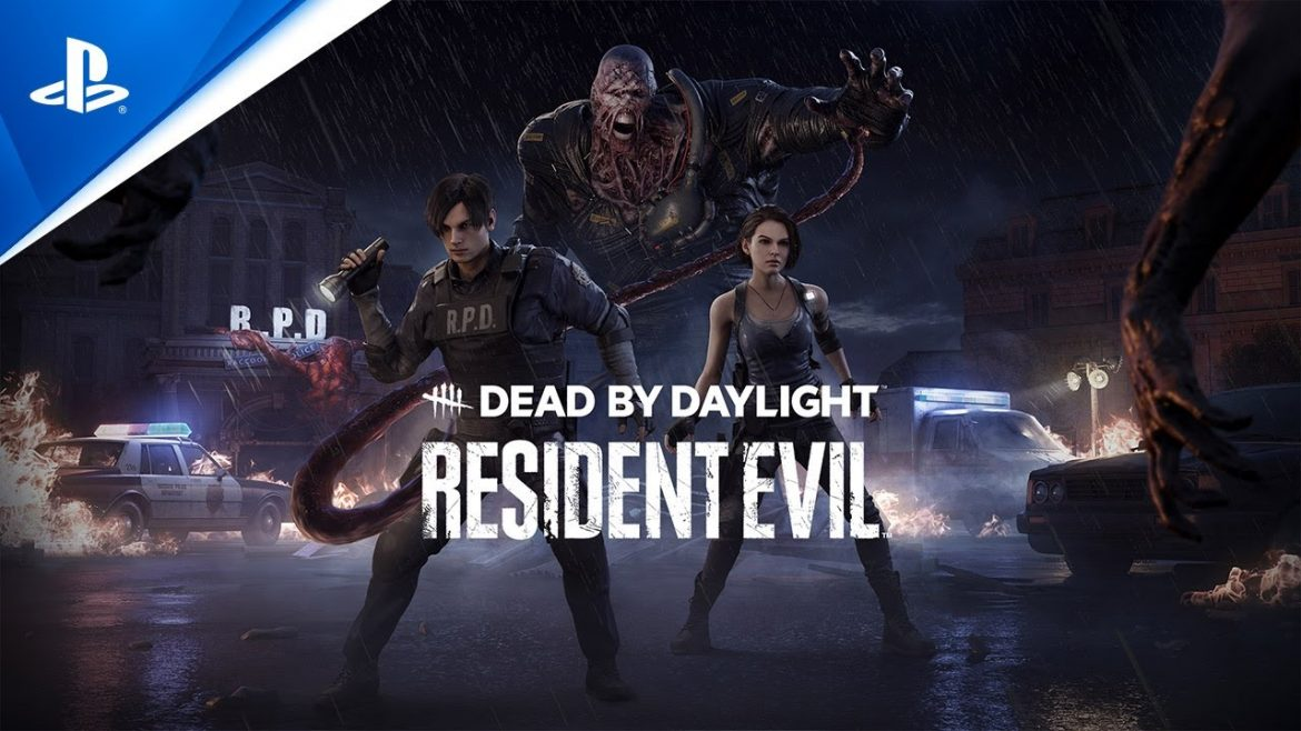 Resident Evil and Dead by Daylight: together at last on June 15