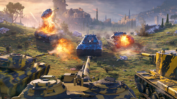 June Tournaments for Gold and Premium Tanks