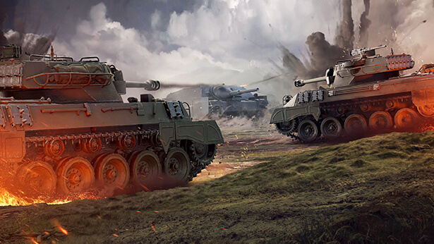 Tank Wars: How to Play the Jagdpanzer IV and M18 Hellcat
