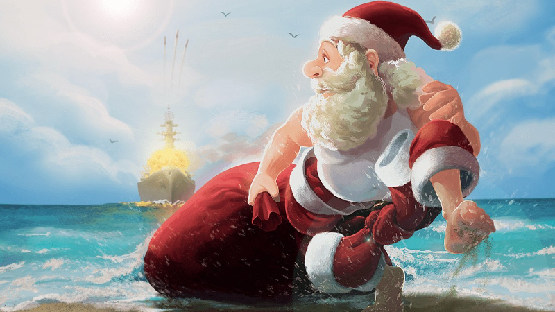 Celebrate Christmas in July with Free Gifts!