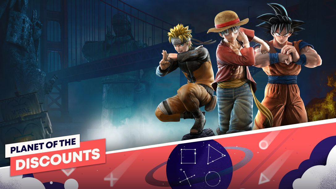 Planet of the Discounts promotion comes to PlayStation Store