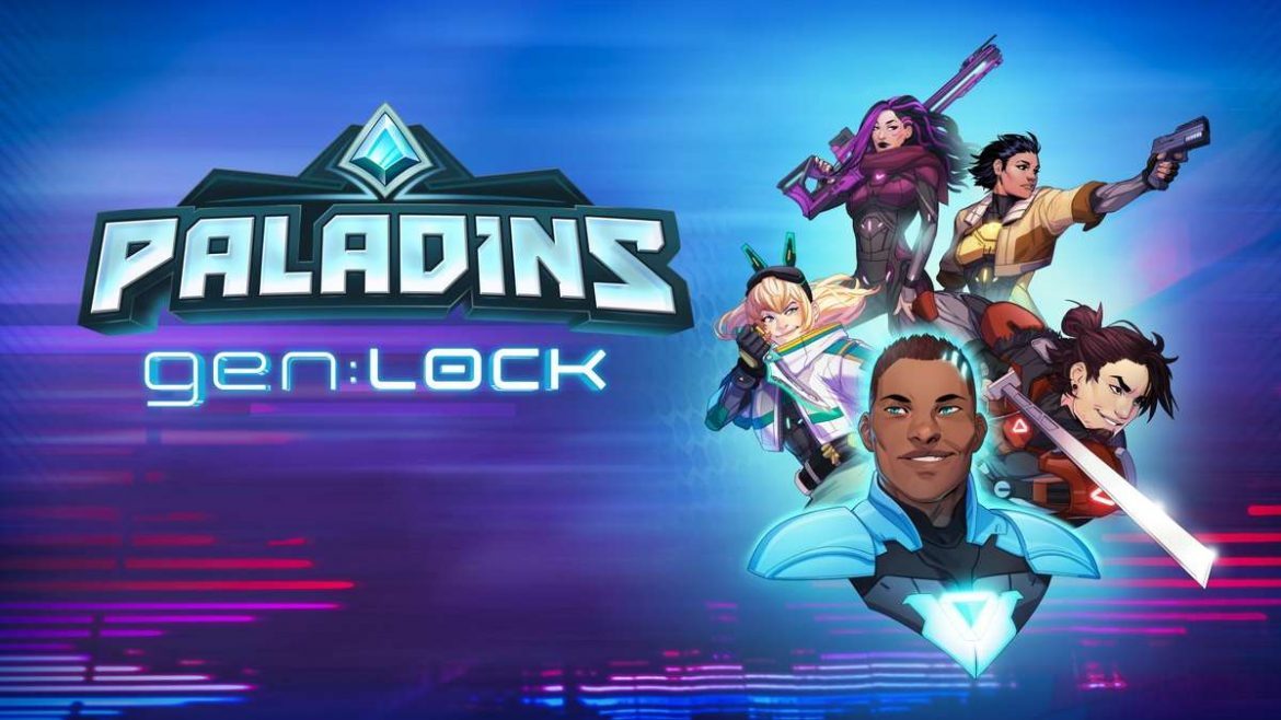 Gen:Lock, 50th Champion, and More Arrive in the Largest Paladins Update to Date