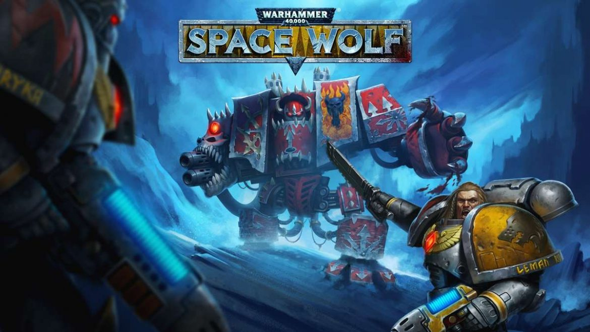 Warhammer 40,000: Space Wolf is Available Now on Xbox One and Xbox Series X|S