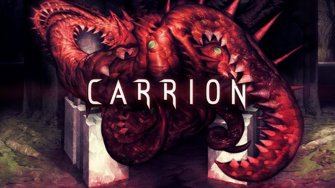 Reverse-horror experience Carrion bursts onto PS4 later this year
