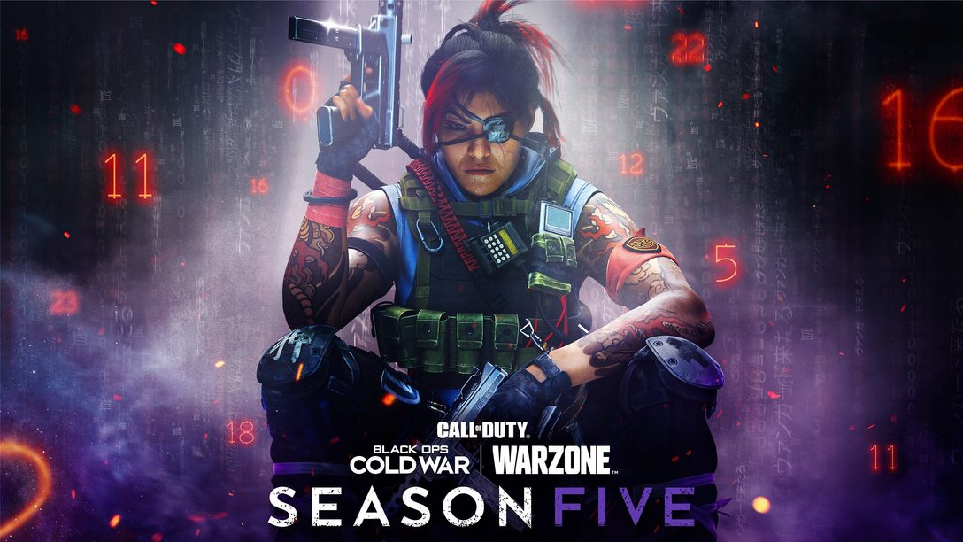 Season Five of Black Ops Cold War and Warzone launches August 12