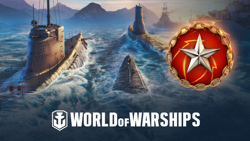 Submarines in Ranked and Co-op Battles