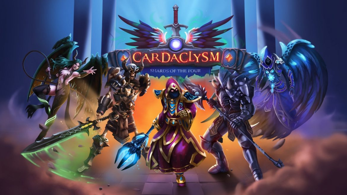 How It All Started for Cardaclysm: Shards of the Four