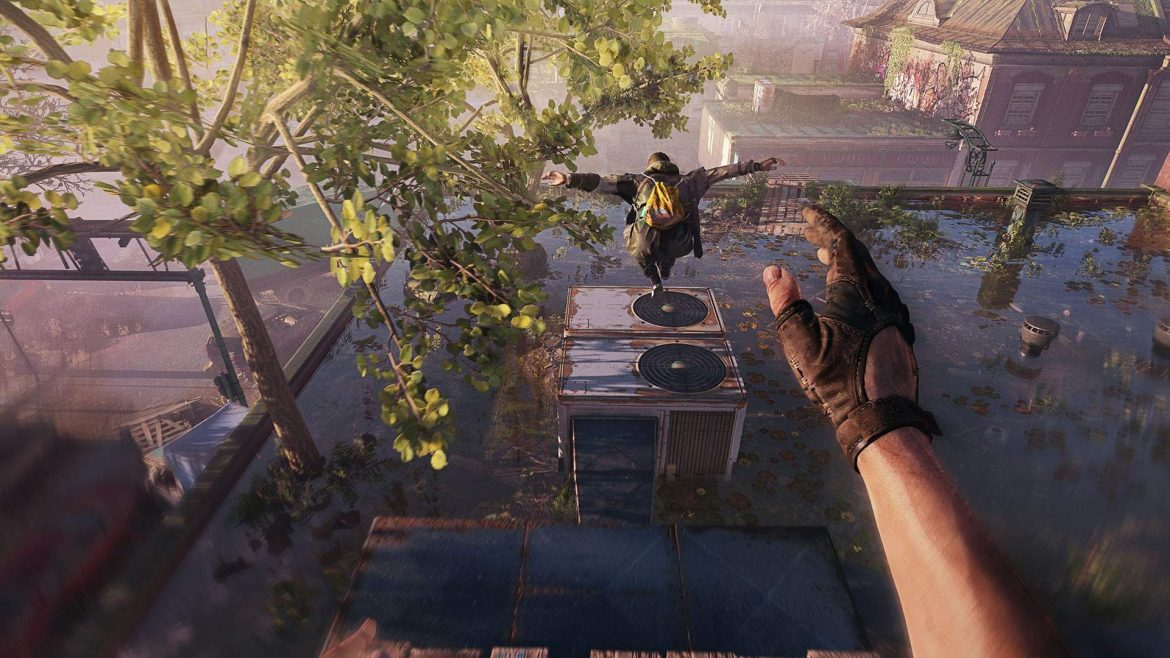 gamescom 2021: How Mastering Parkour and Creative Combat is Life or Death in Dying Light 2