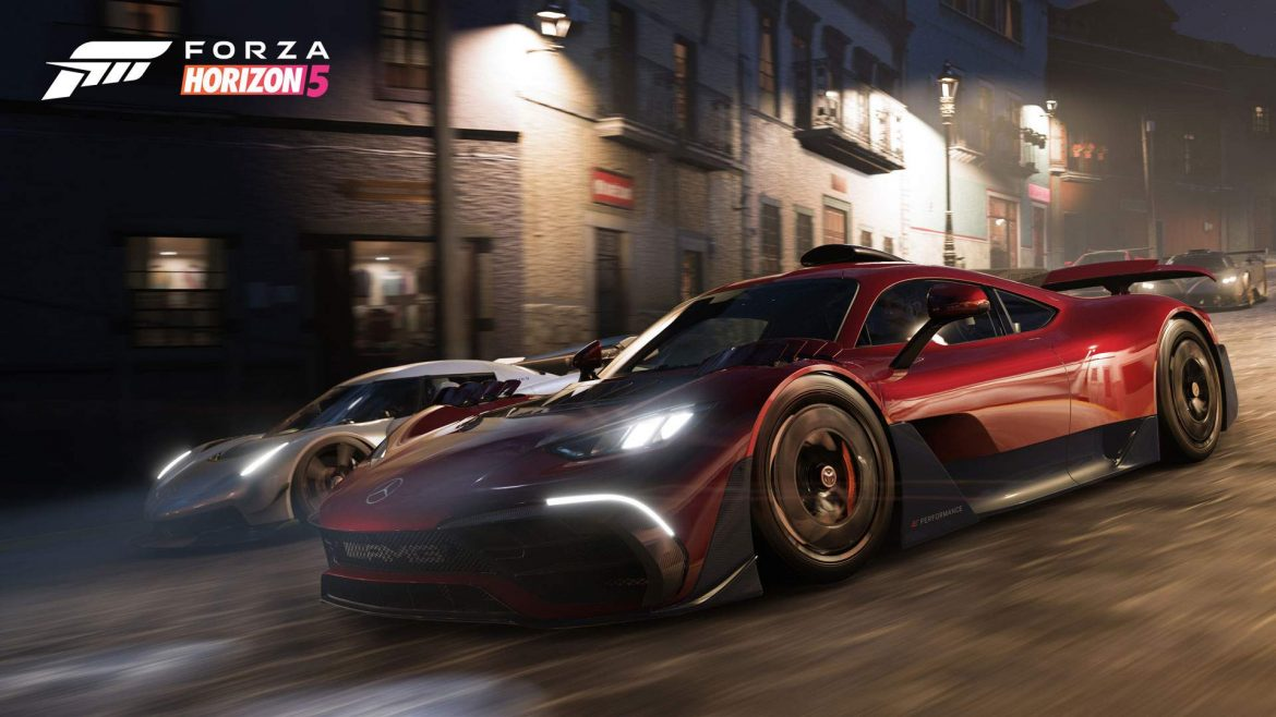 Forza Horizon 5 Unveils New Gameplay and Cover Cars at gamescom 2021