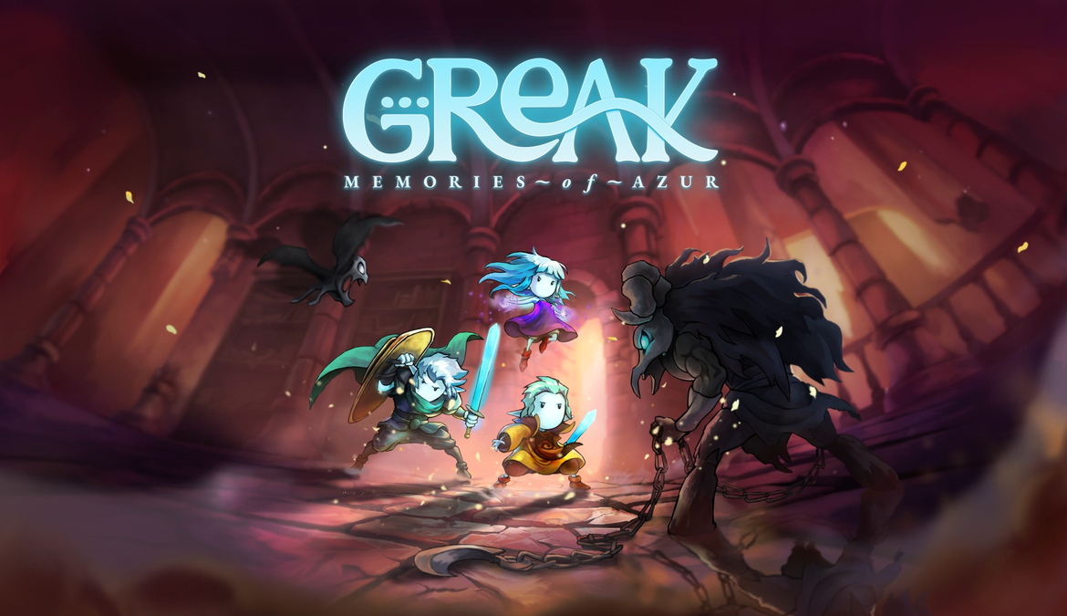 Greak: Memories of Azur Available Now for Xbox Series X S