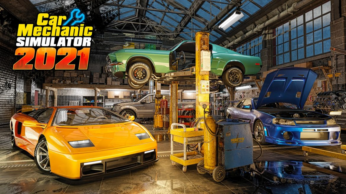 Car Mechanic Simulator 2021 is Available Now for Xbox One and Xbox Series X S