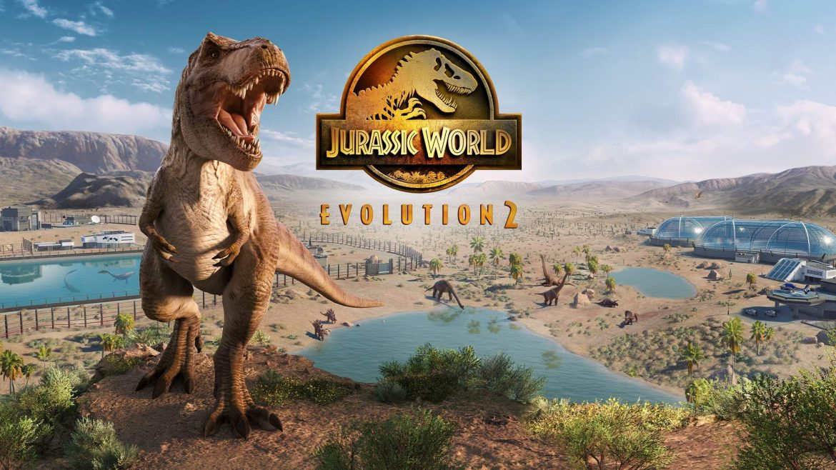 The Gates to Jurassic World Evolution 2 Open November 9 for Xbox One and Xbox Series X|S
