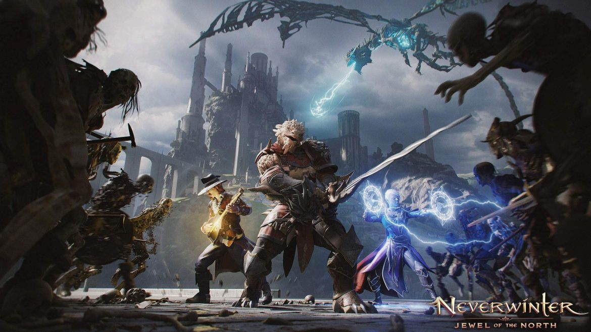 Neverwinter: Jewel of the North is Available Now
