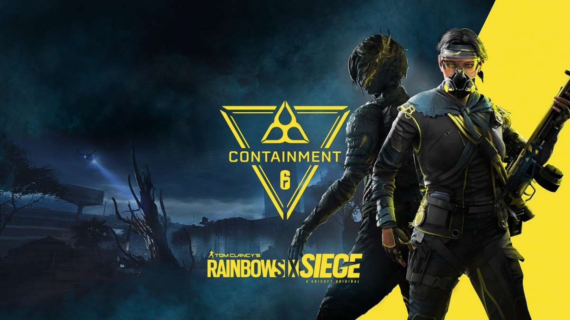 Rainbow Six Siege Containment Event Adds Parasite-Infected PVP Mode