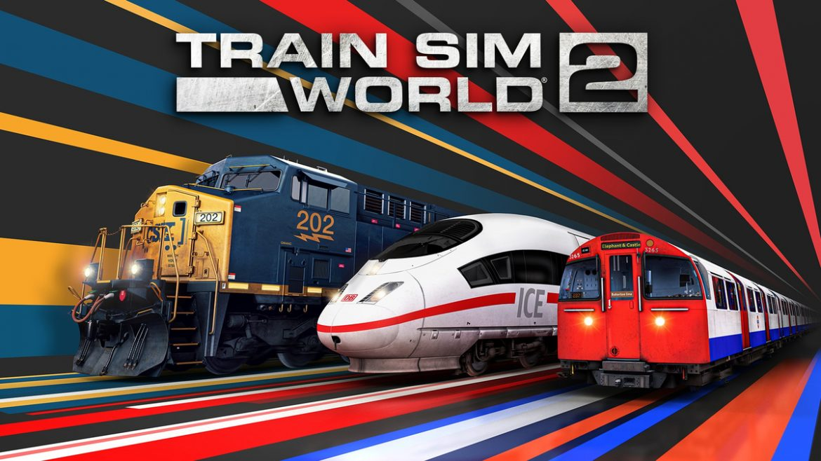 Train Sim World 2 Available Now with Xbox Game Pass