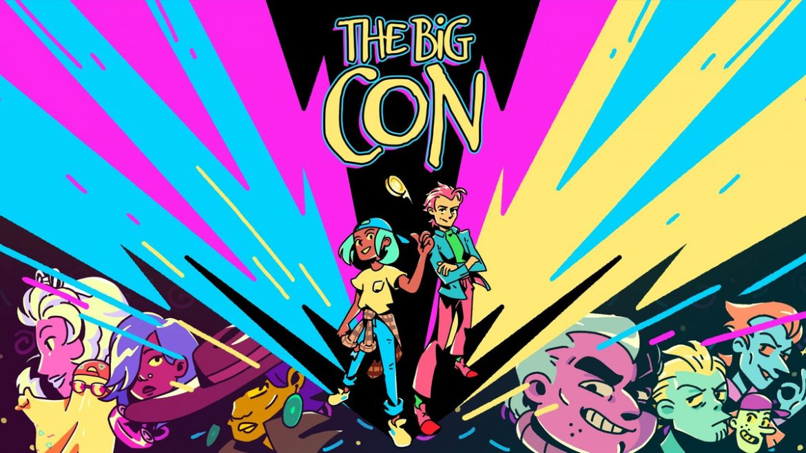 Getting Nostalgic About Developing the '90s-themed The Big Con