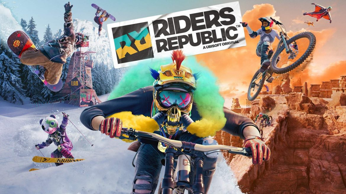 Drop In on the Riders Republic Beta Now Through August 28