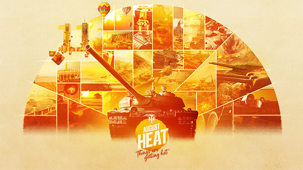 August Heat: Things Are Getting Hot!