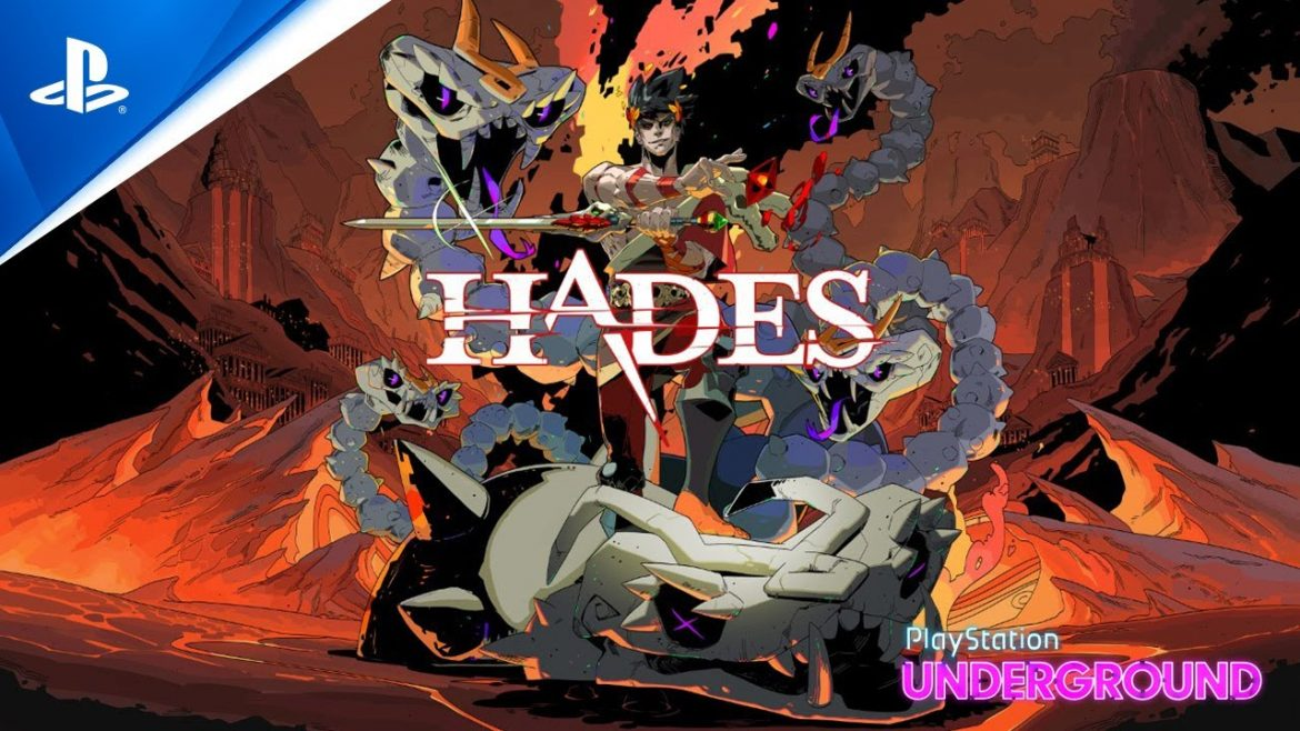 The origins of Hades, out next week on PS5, PS4