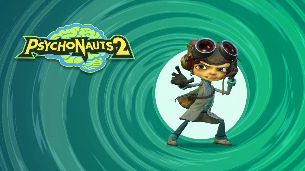 Psychonauts 2 Available Now with Xbox Game Pass