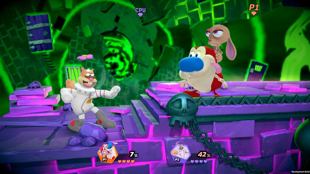 Ren & Stimpy are coming to Nickelodeon All-Star Brawl