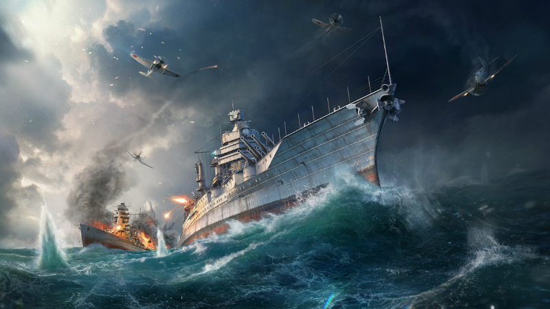 World of Warships' Team Shout-Out to Game Community